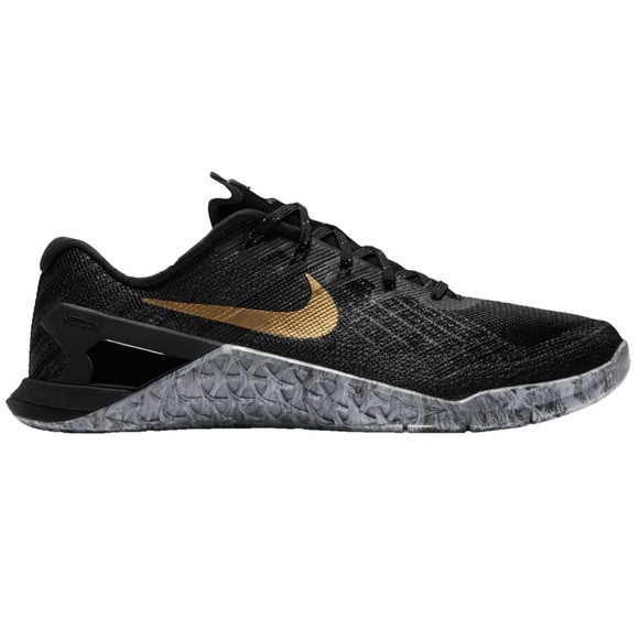 5c376fe11644 Nike Metcon 3 AMP Black Gold Grey. M 5a34aa0a3316271c0902d453